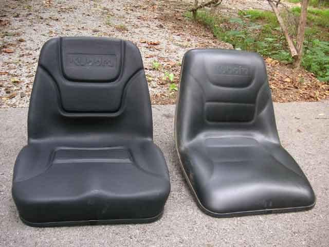 Kubota Review: Kubota-B3030-Seat-uncomfortable