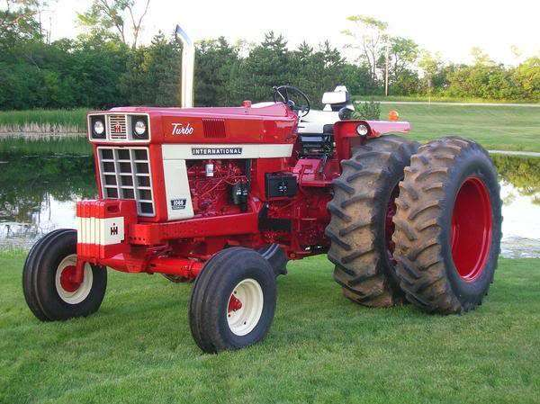 Farmall 1066 Tractor : Ih new pix by member photos page