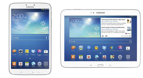Electronics And Computers: Samsung-Galaxy-Tab-3-8-inch-Press-Release