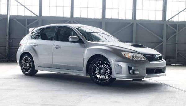 Subaru: 2013-Subaru-WRX-5-door-Hatch