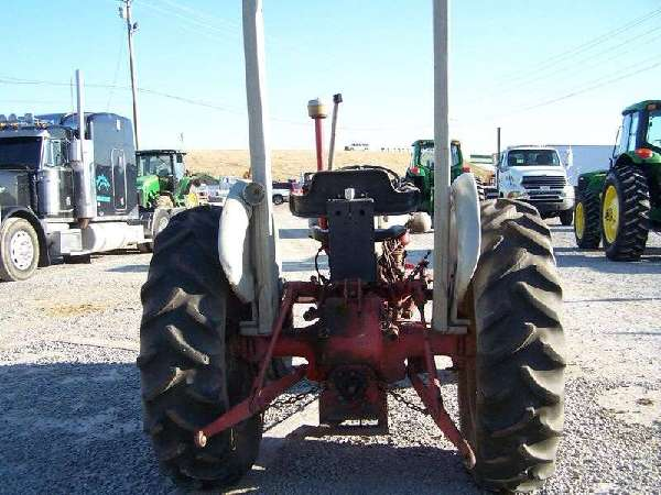 Tractor Steering Bar : Ford power steering roll bar add on how to