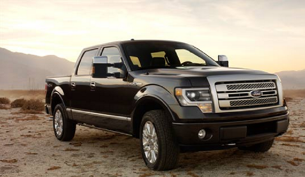 Other Tractor Brands: 2014-Ford-F150-Pickups