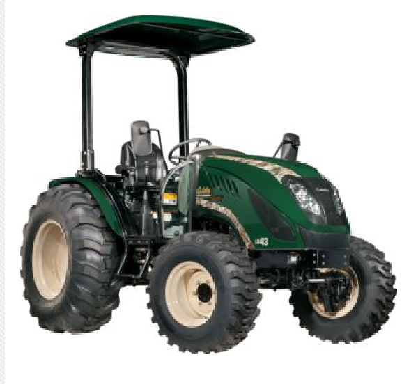 Other Tractor News: Cabela-s-Tractor