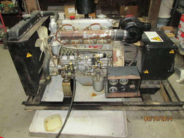 Jinma Farmpro Agracat: Y485-Fuel-flooding-my-Fuel-Injection-Pump