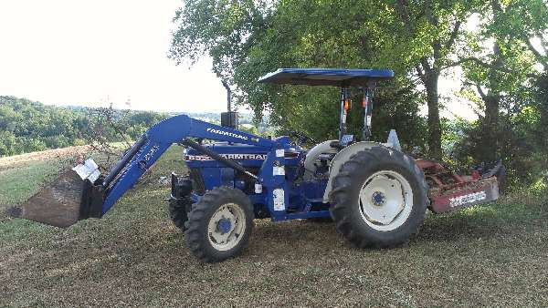 Other Tractor Brands: Farmtrac-555-Tractor-Review-and-Advice