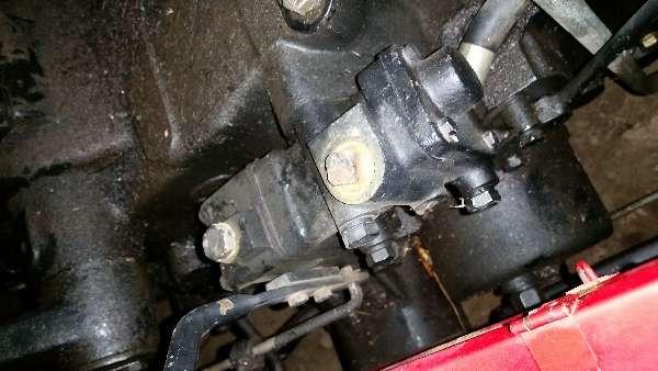 NorTrac Tractors: Nortrac-NT204C-Tractor-3PH-does-not-lift