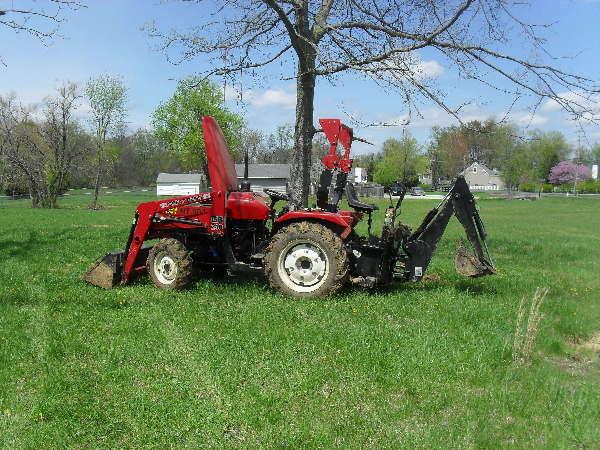 NorTrac Tractors: Fuel-pump