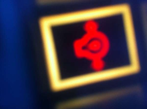 Tractor Engine Repair Rebuild - 393 Massey Ferguson dash light