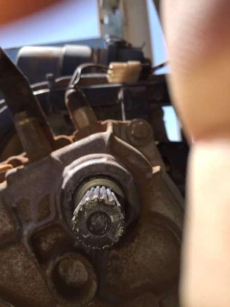 John Deere Gator: 1200A-Secondary-Cap-Screw
