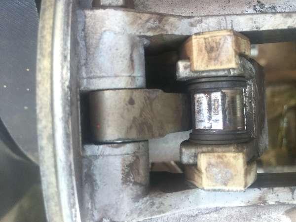 John Deere Gator: 1200A-Bunker-Rake-Shudder-under-load