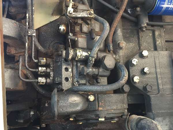 Other Tractor Brands: Foton-ft404-black-diesel-splat-out-of-exhaust-