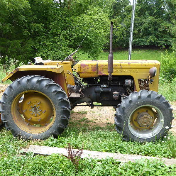 Other Chinese Tractors: Any-info-1981-Taishan-T50