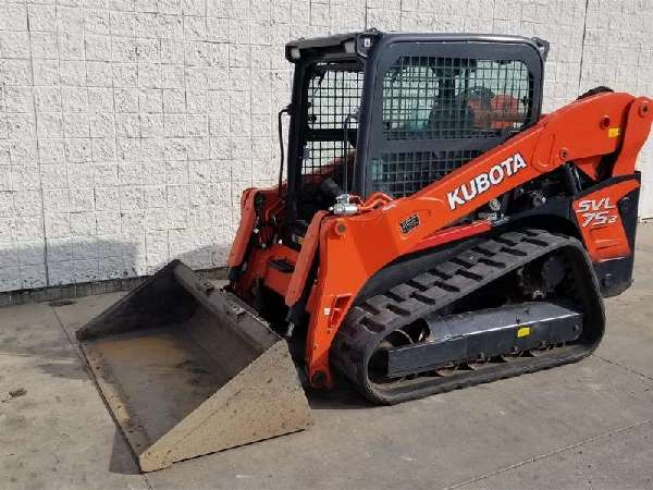 Other Tractor Brands - New Kubota Track Loader Need Grapple