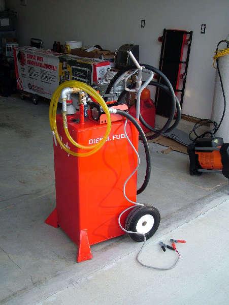 Diesel Fuel Lubrication Engine Additives: 30-Gallon-Diesel-Caddy--New-Pix-by-bialecki