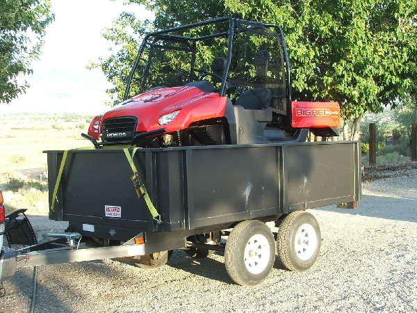 All Terrain Vehicles: Big-Red-has-arrived