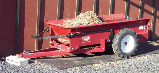 Farming Ranching Agriculture: Small-Manure-Spreaders