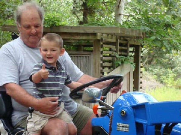 Photo Contest: Cooper-and-Grandpa-Don-out-for-a-spin