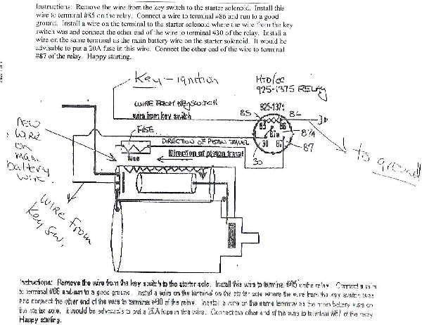 cub cadet wiring diagram i 1046 cub cadet relay diagram #4