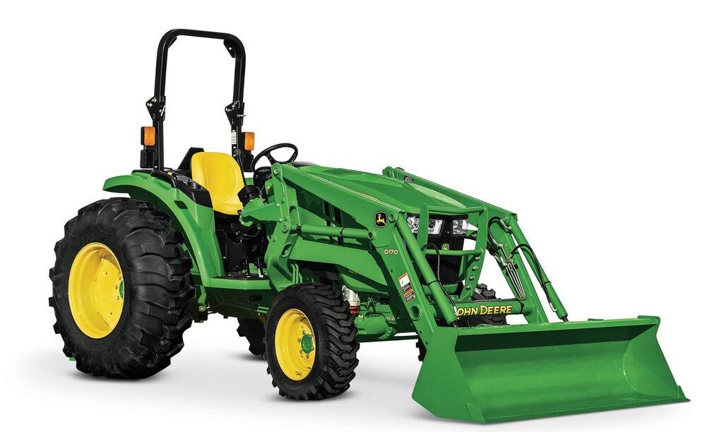 John Deere 4052 Tractor