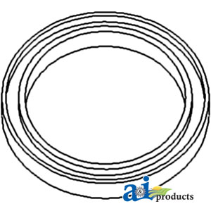 A-303158411 SEAL REAR CRANKSHAFT