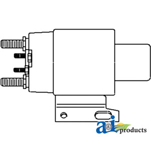 A-25A241 SOLENOID SWITCH