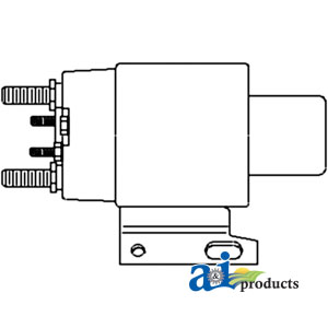 A-70269209 SOLENOID SWITCH