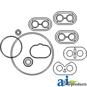A-PHPSKIT PUMP REPAIR KIT