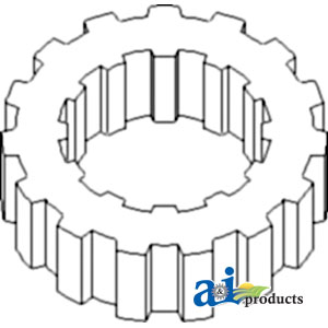 A-70257033 COLLAR 3RD & 4TH GEAR