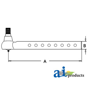 A-70269353 OUTER TIE ROD