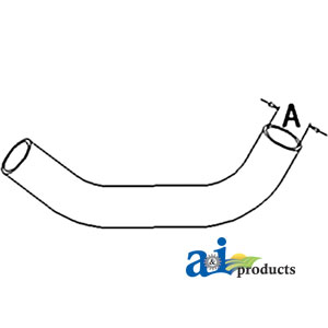 A-72097702 RADIATOR HOSE LOWER