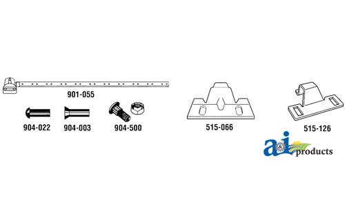 A-451948 SICKLE HEAD ,Hesston MOWER CONDITIONER 1010,Hesston WINDROWER  CONDITIONER PT10,Hesston WINDROWER CONDITIONER PT7, ,Hesston MOWER  CONDITIONER