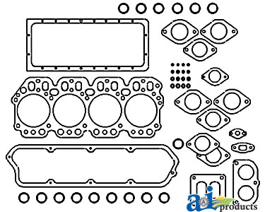 A-74517273 GASKET SET UPPER