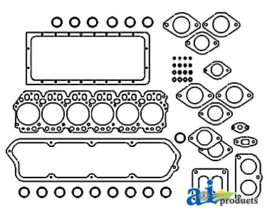 A-74008155 GASKET SET OVERHAUL