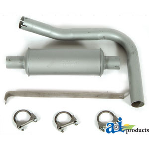 A-MF2710 VERTICAL EXHAUST KIT