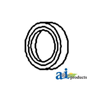 A-74024561 SEAL FRONT CRANKSHAFT