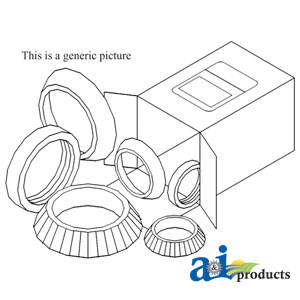 A-1440634X1 BEARING TAPERED ROLLER