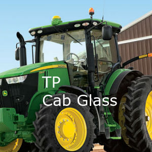 Tractor Cab Glass for sale